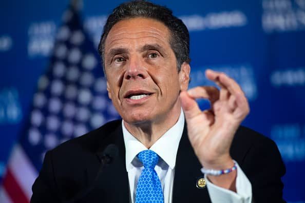 New York Gov. Cuomo weighs curfew for New York City, has National Guard on standby amid George Floyd protests