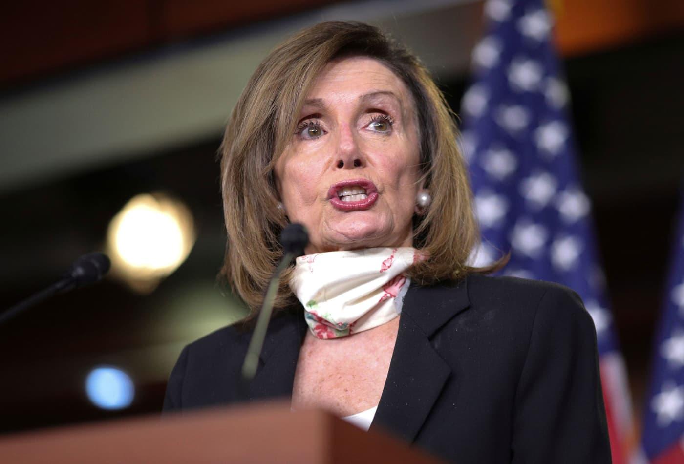 Democrats plan to introduce police reform bill on Monday, Nancy Pelosi says