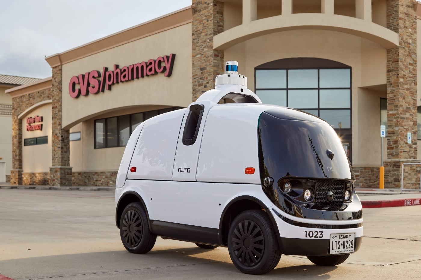 CVS Pharmacy, Nuro parter on driverless vehicle prescription delivery