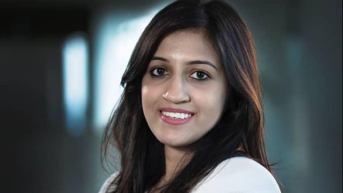 Divya Gokulnath, co-founder of Indian education technology platform Byju's/