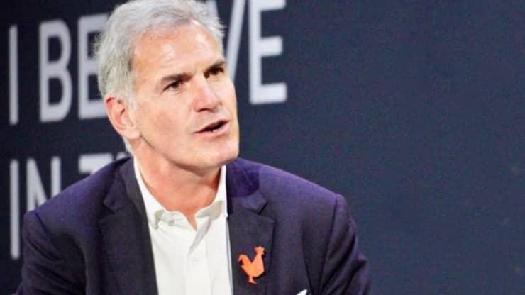 Apple's former Europe boss has raised $88 million to invest in start-ups