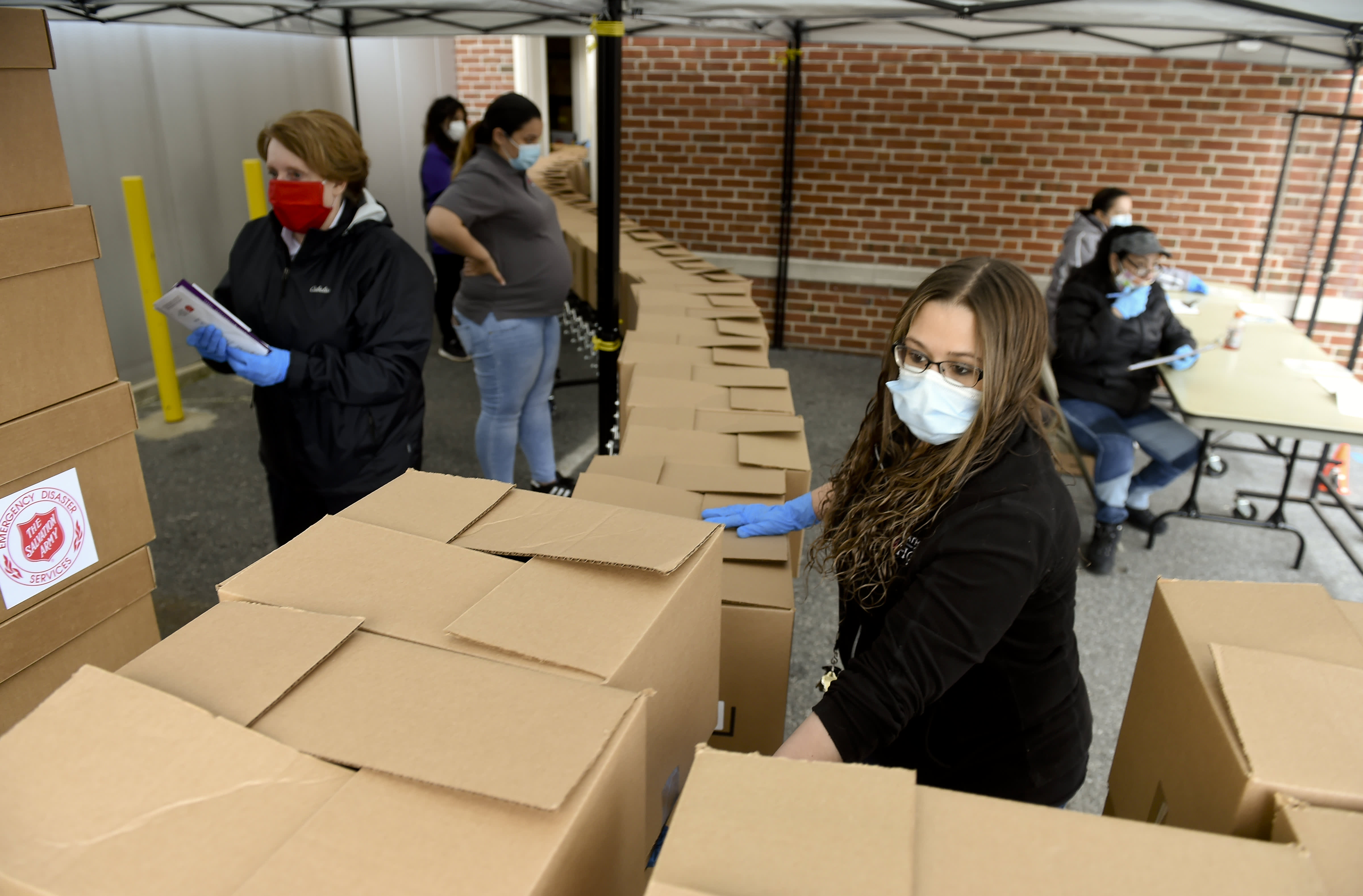 Expanded unemployment benefits may bump people from welfare, other aid