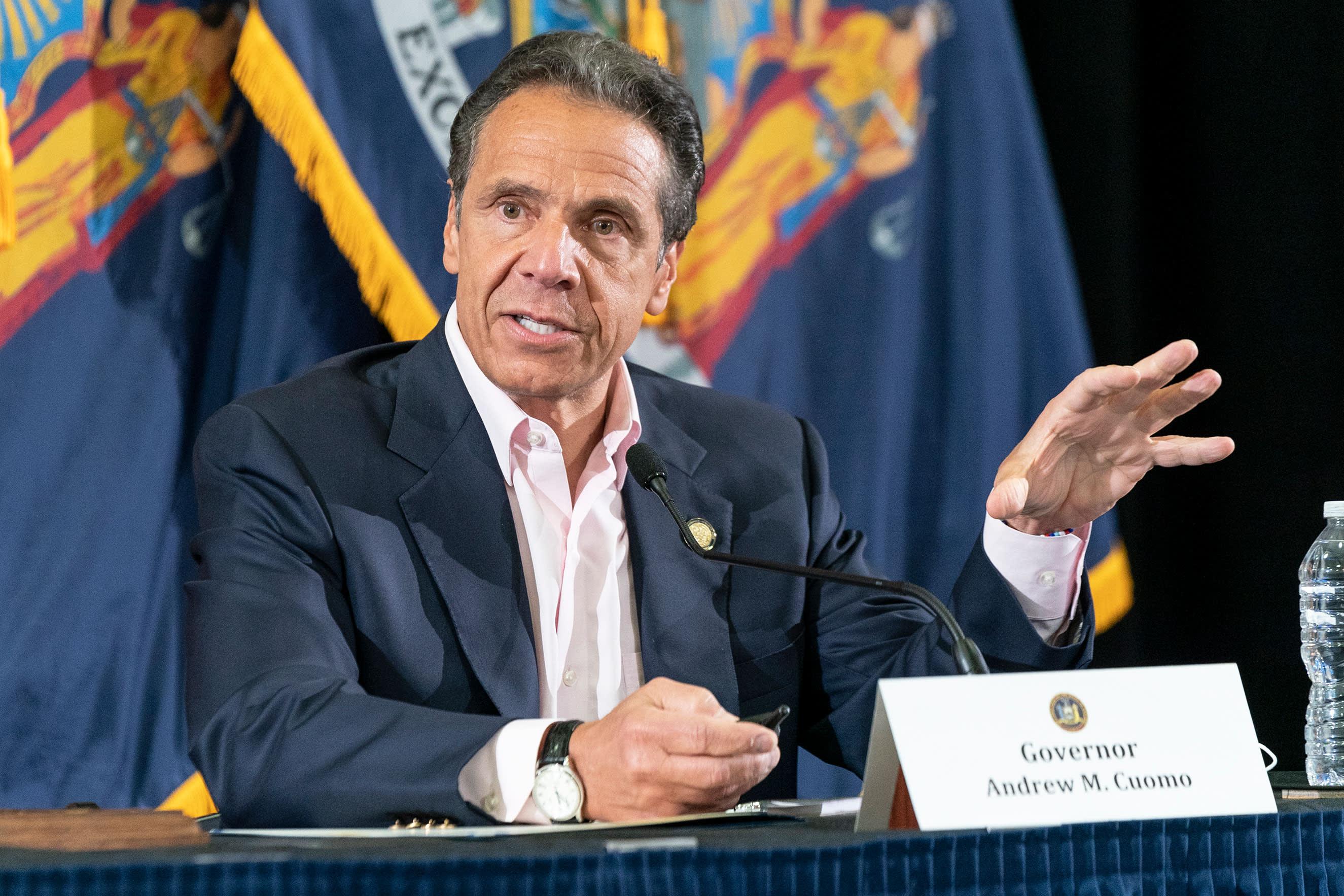 New York sees coronavirus clusters pop up in Orthodox Jewish communities, Gov. Cuomo says