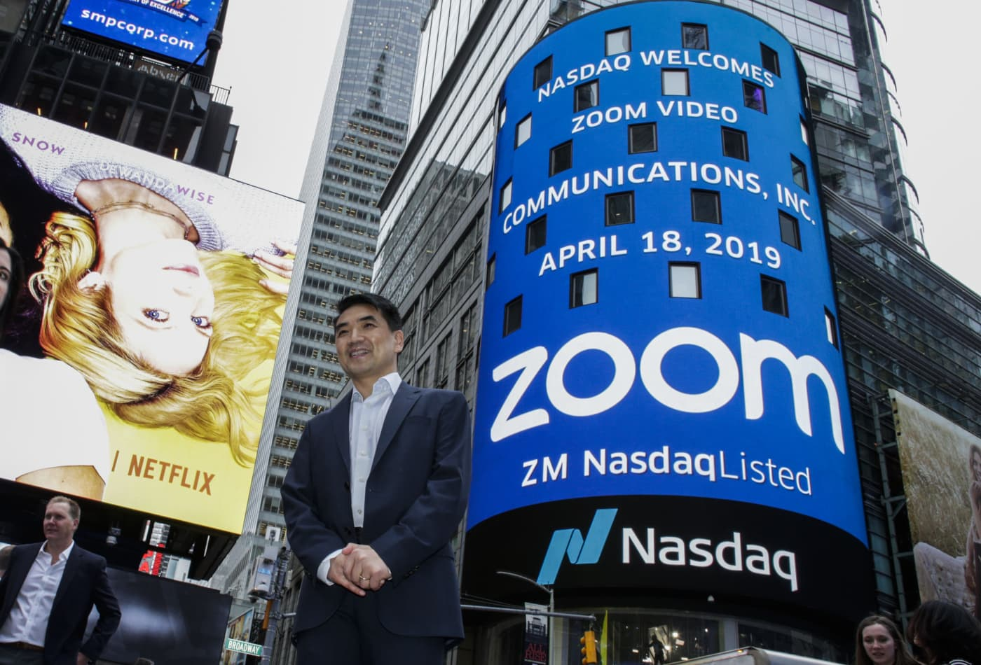 Cathie Wood bought $95 million worth of Zoom Video as stock dropped on Tuesday
