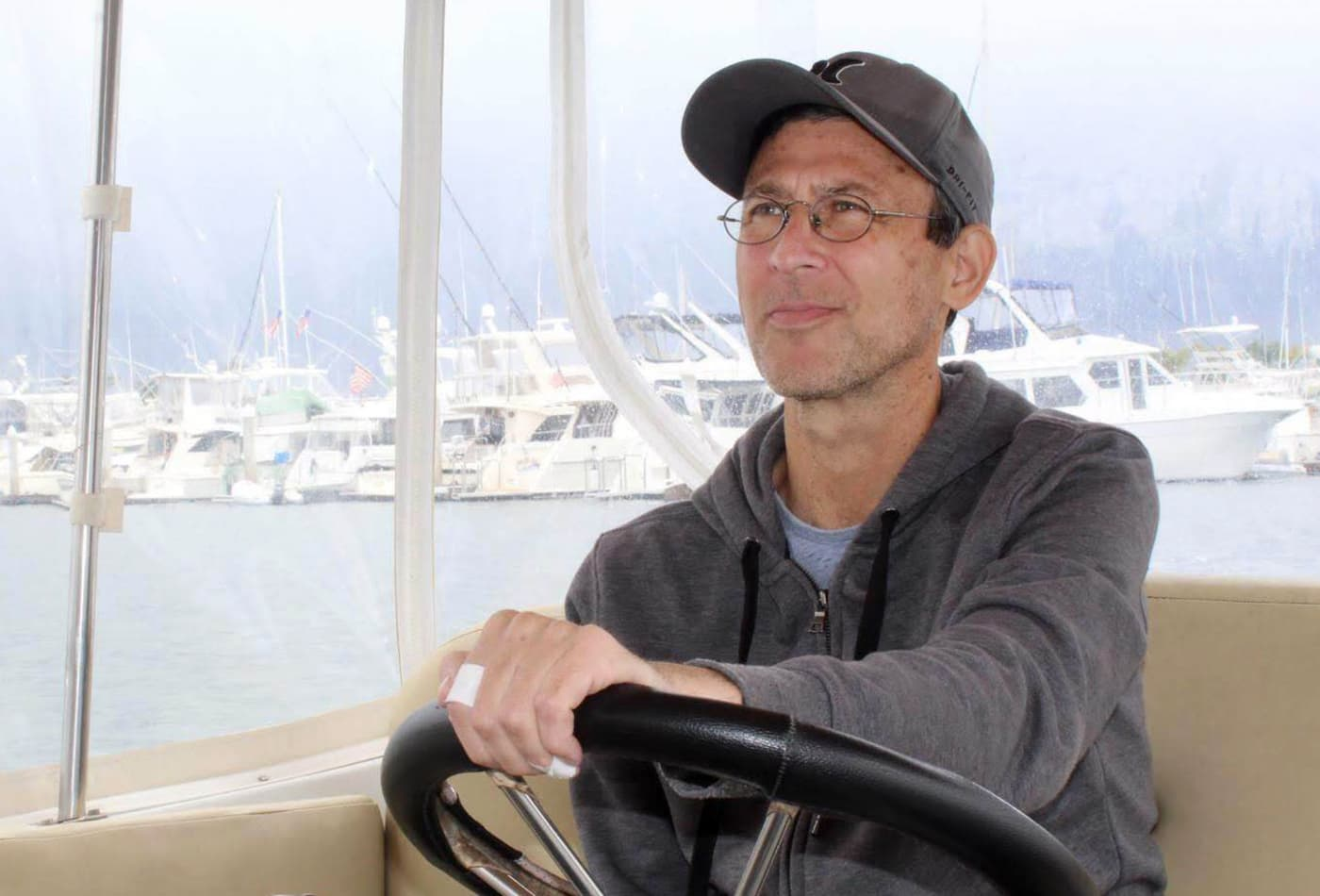 Michael Seres, an influential patient who hacked together a 'smart' ostomy bag, dies at 51