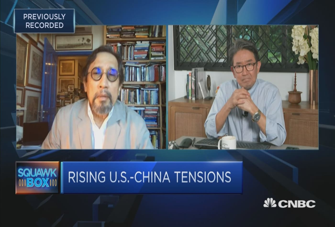 We are not headed for a new U.S.-China 'cold war,' says expert