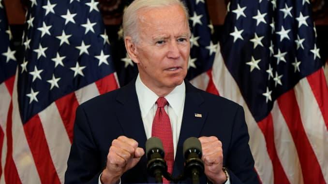 Biden Takes Lead Over Trump In 2020 Presidential Race Betting Markets