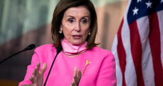 Nancy Pelosi calls for 'very strong' change in response to nationwide unrest