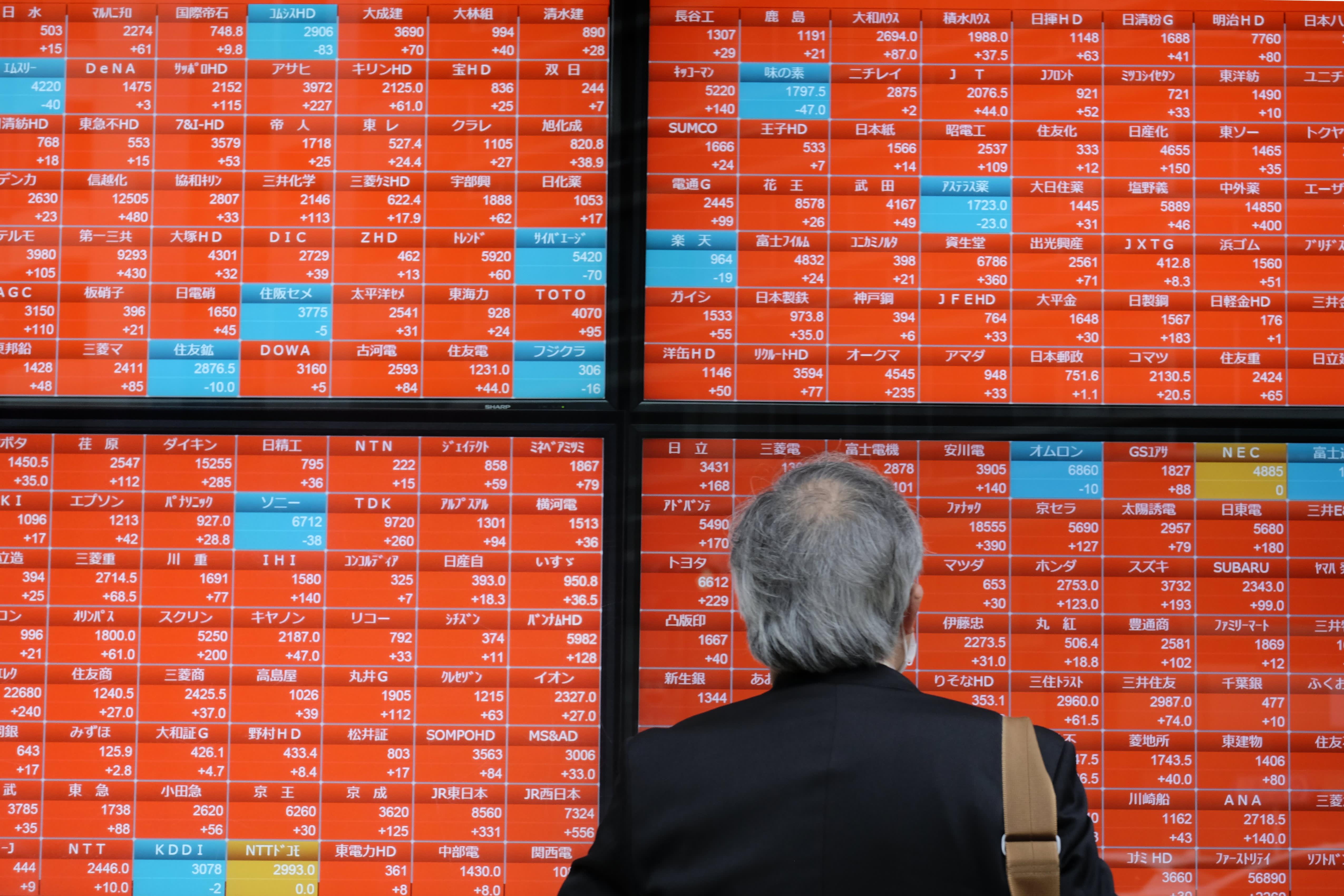Asia stocks set to trade higher as investors shrug off rising coronavirus cases – CNBC