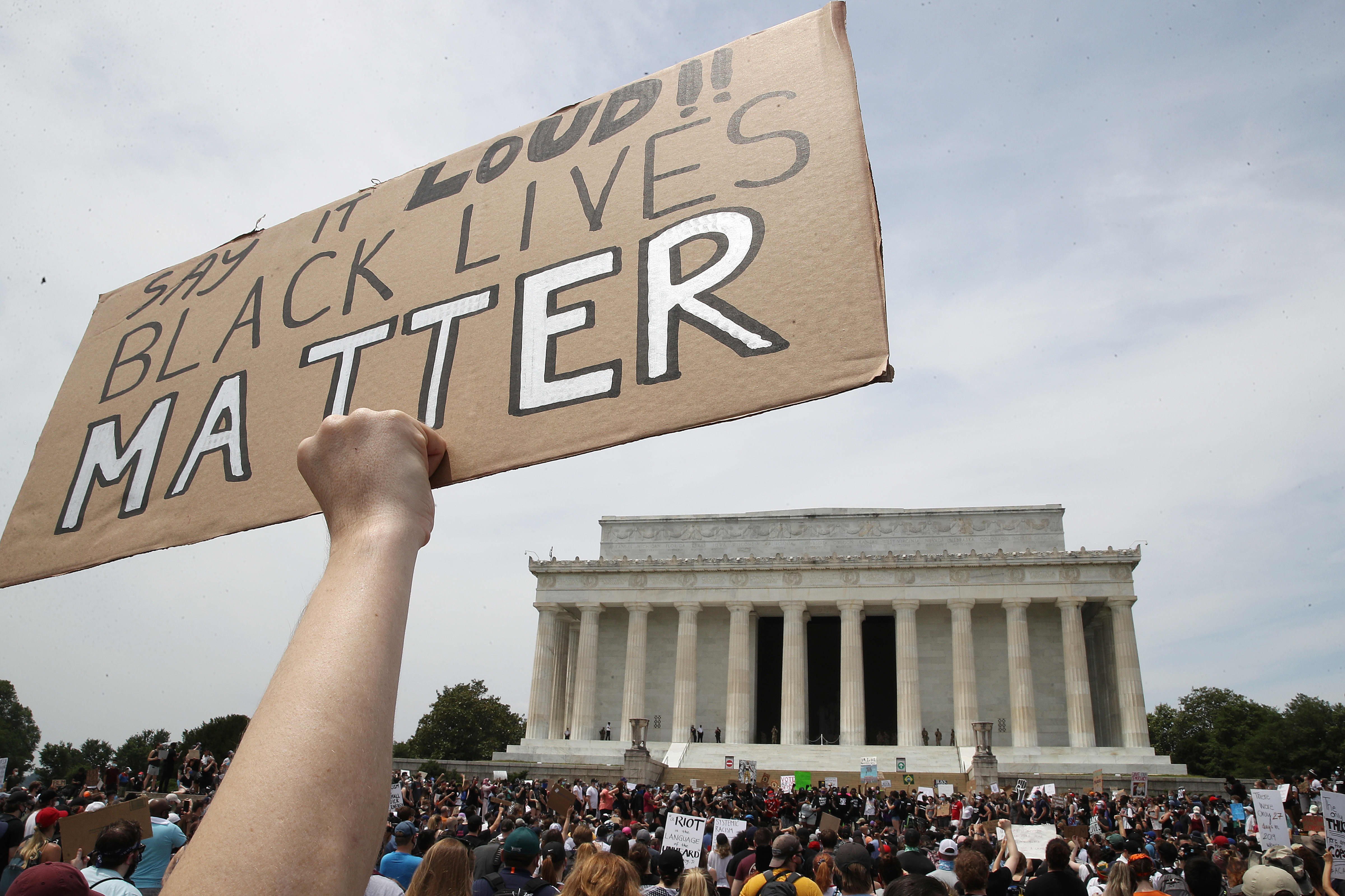 We don't know how protests are being surveilled. Here's why that's a problem