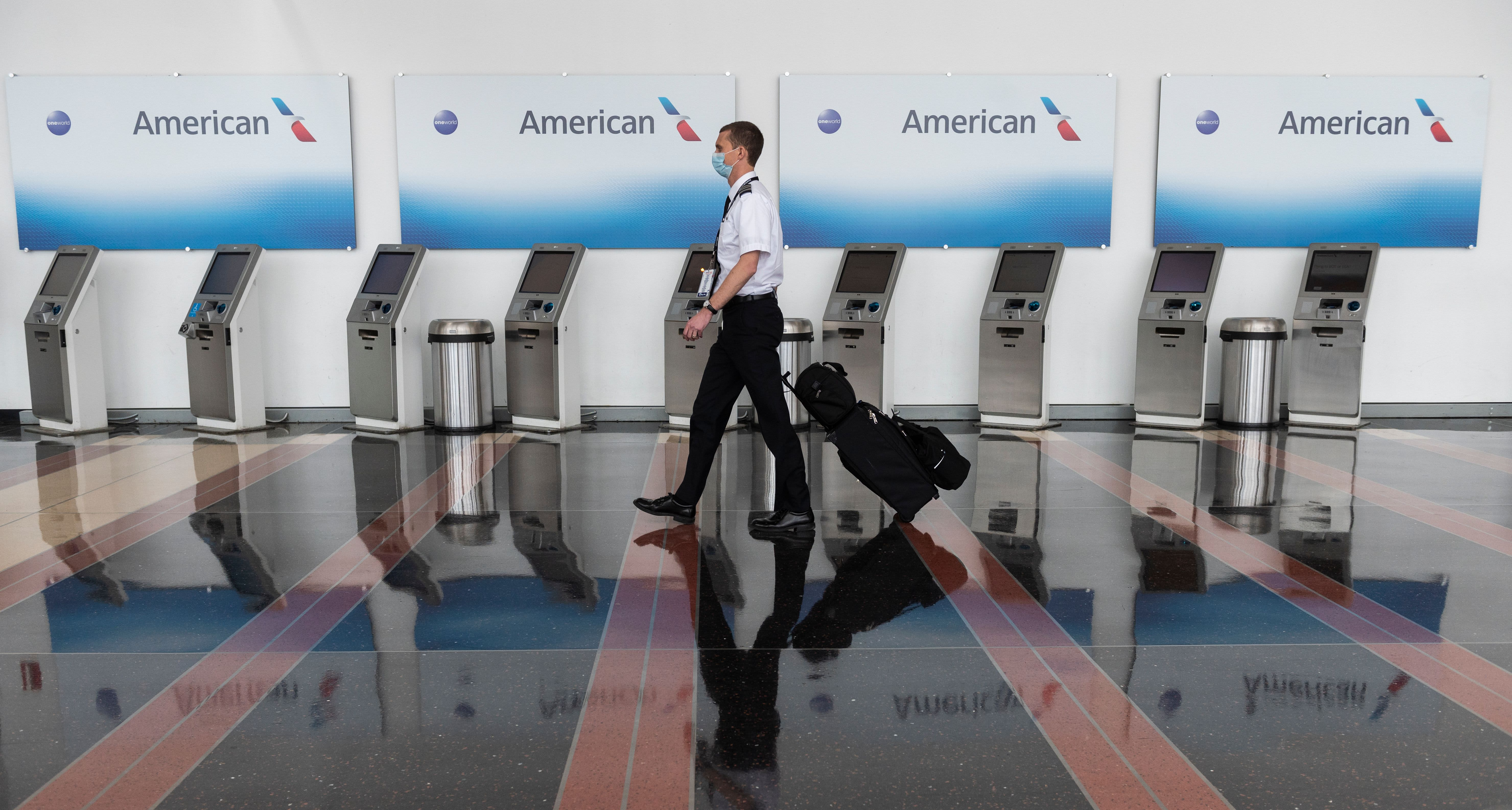 American Airlines says it`s overstaffed by 20,000 employees...