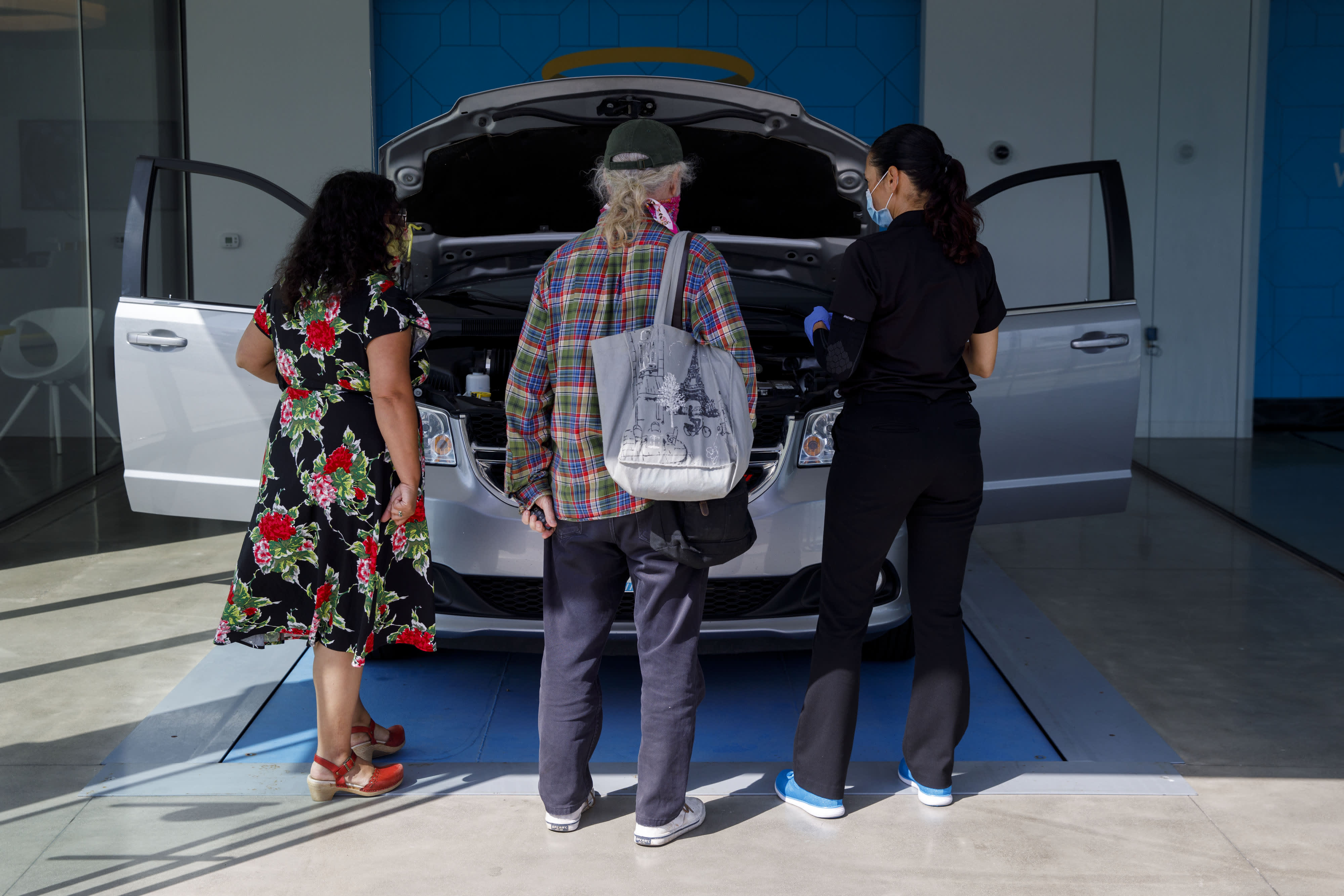 Auto loan payments soared to yet another record in the first quarter