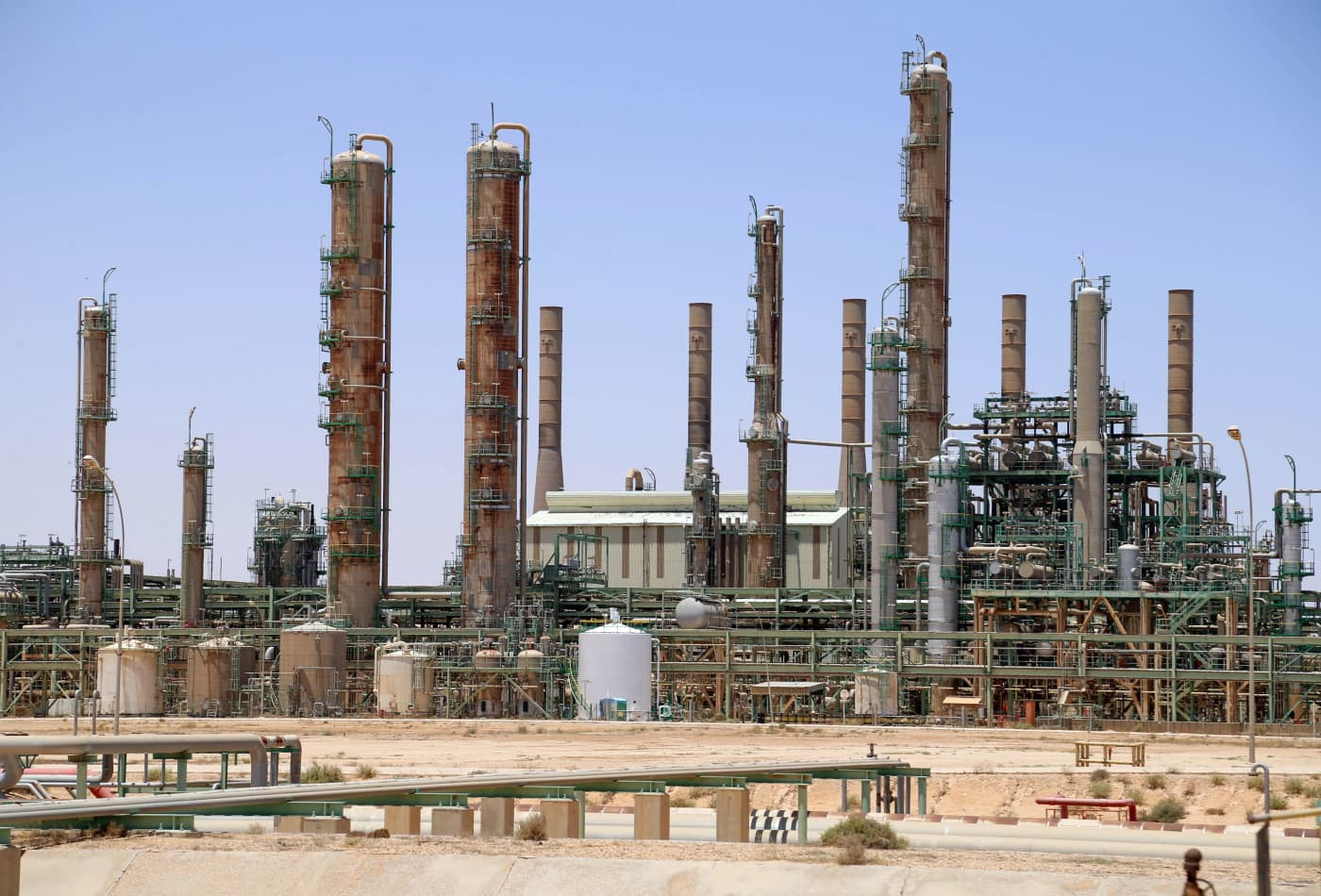 Libya's ramped-up oil output throws another wrench at oil prices and OPEC's plans