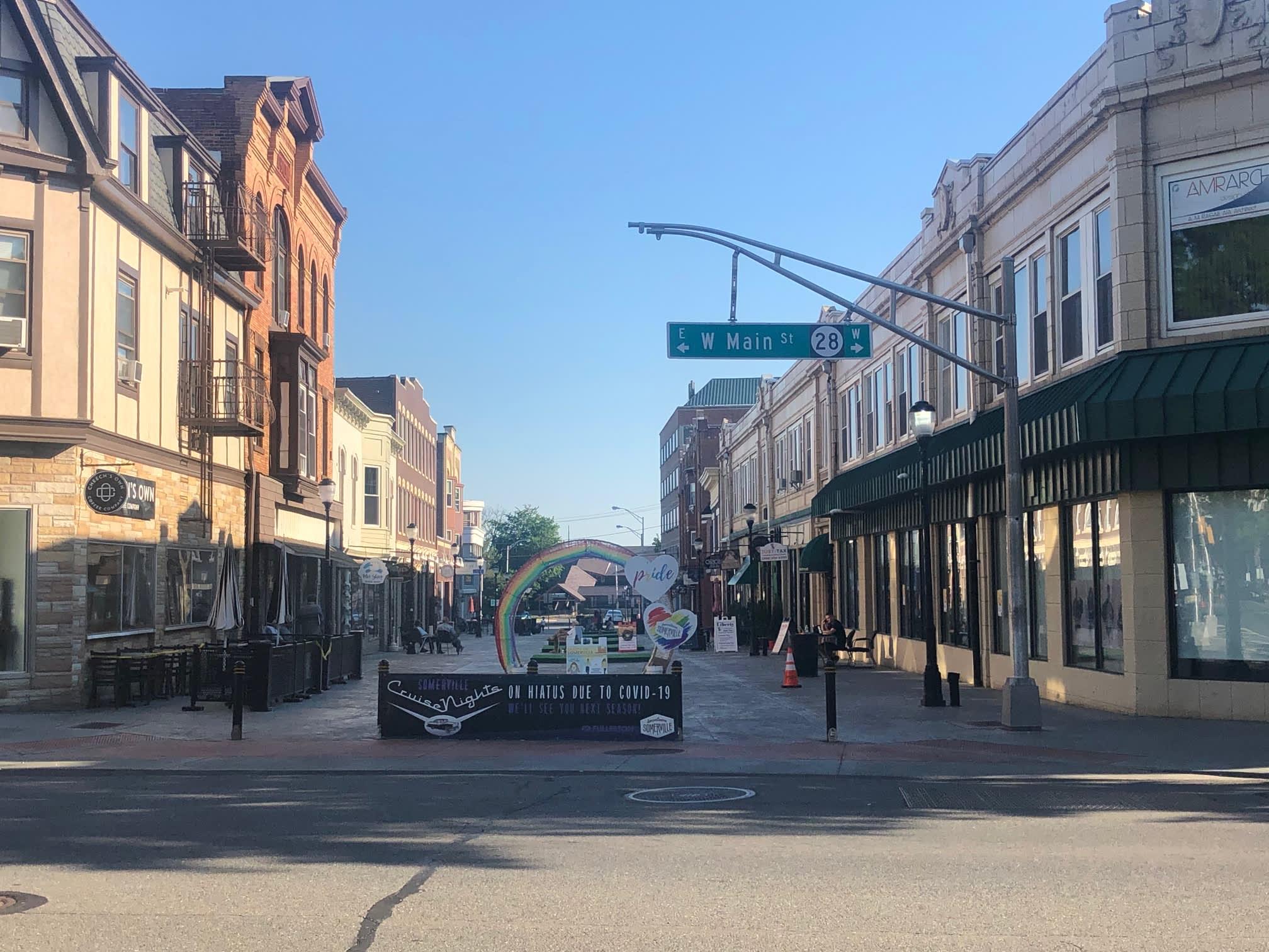 How one NJ Main Street reopens as coronavirus rules ease