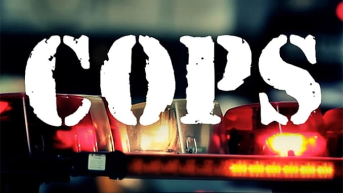 COPS reality TV show has been cancelled.