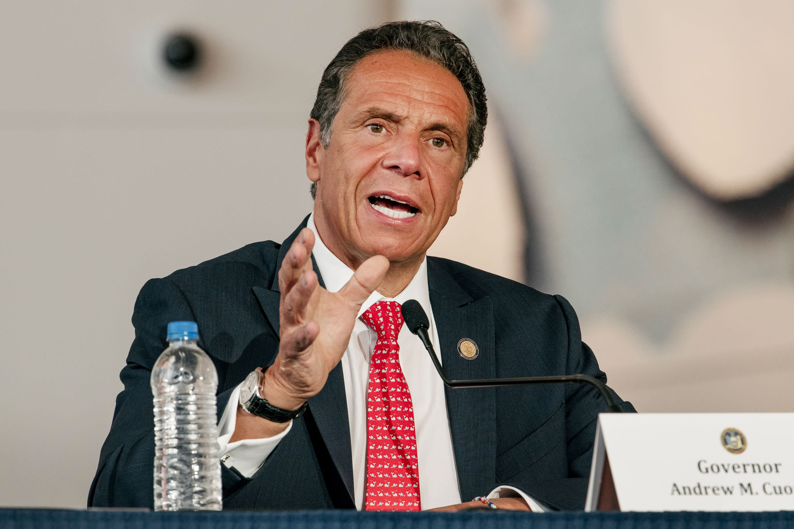 New York Gov. Cuomo mulls quarantine Florida travelers as cases rise
