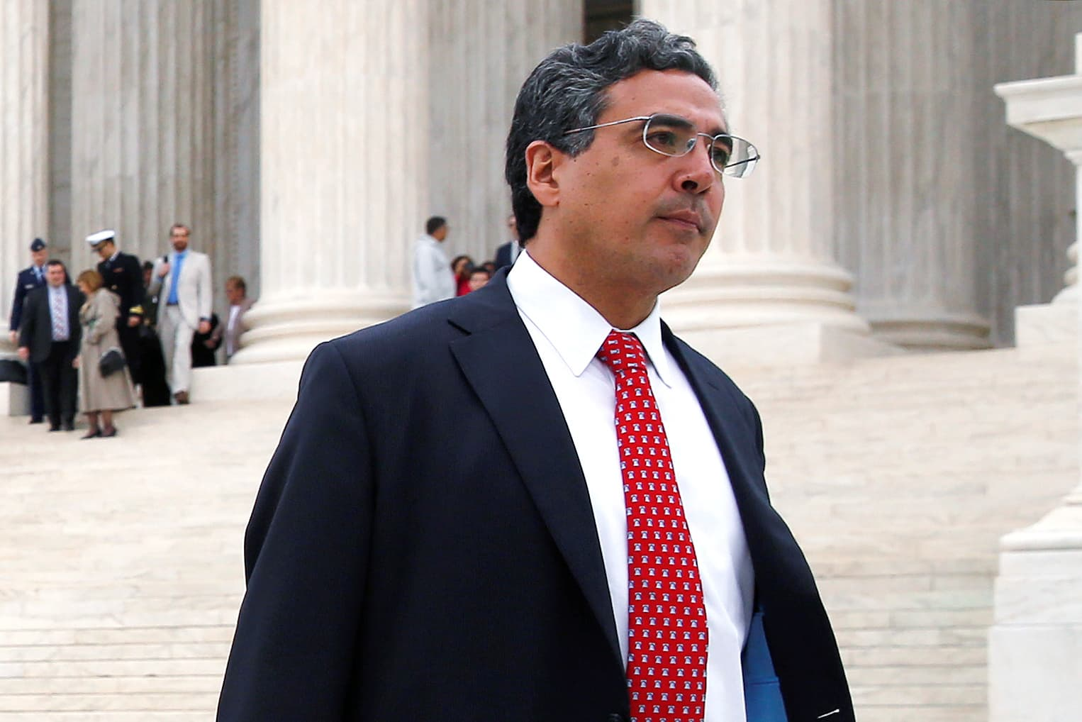 Solicitor Basic Noel Francisco, who argued Trump positions earlier than Supreme Court docket, leaving DOJ thumbnail