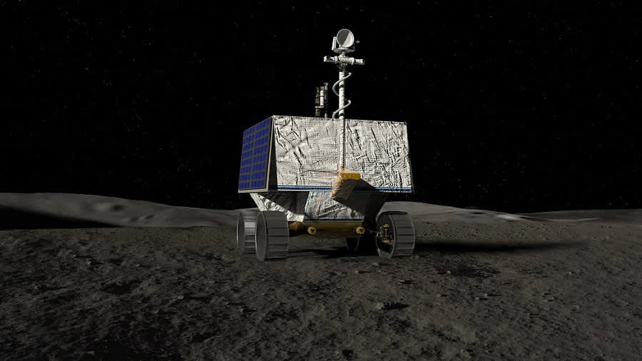 NASA picks Astrobotic to send water-hunting rover VIPER to the moon