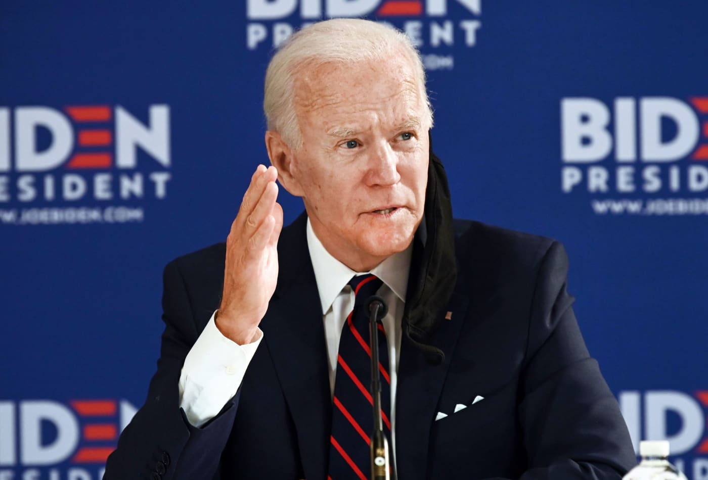 Biden slams Trump over report Russia offered bounties for Afghan militants to kill U.S. soldiers