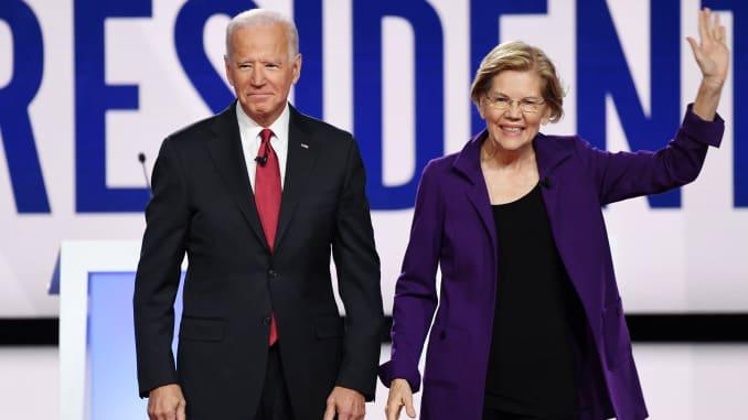 Warren Would Be Key Progressive Voice For Biden If He Chooses Her As Vp