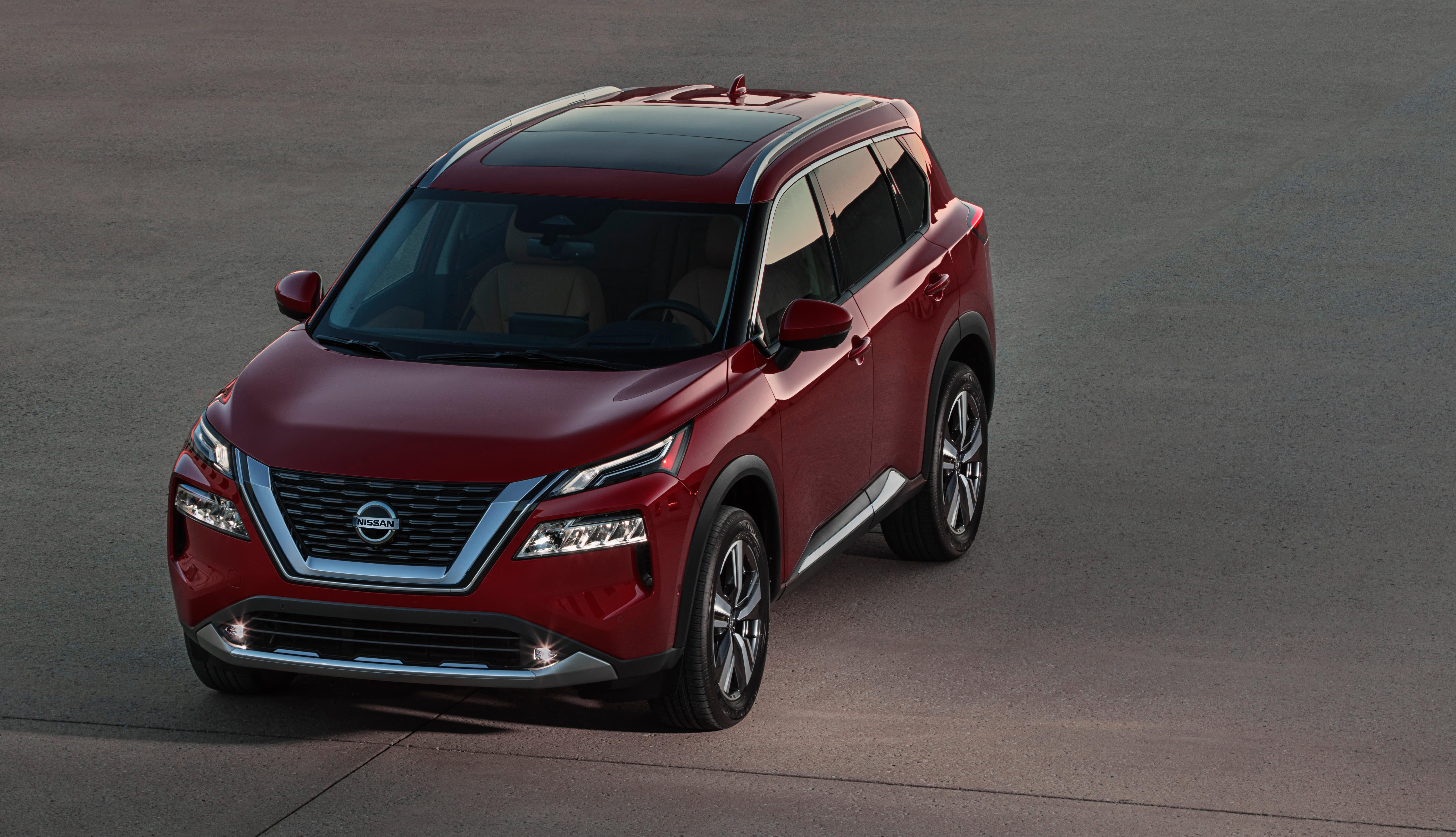 Nissan unveils new Rogue crossover under global turnaround plan