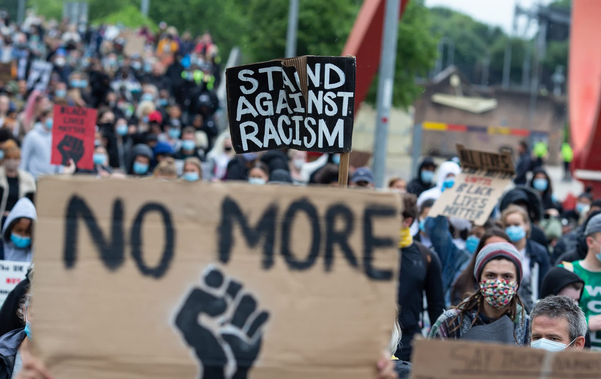 What it means to be an anti-racist company