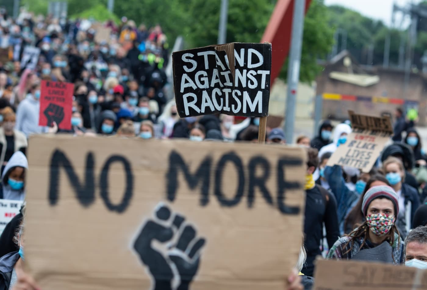 54% of Americans would consider leaving a company if it didn't speak out against racial injustice, new report finds