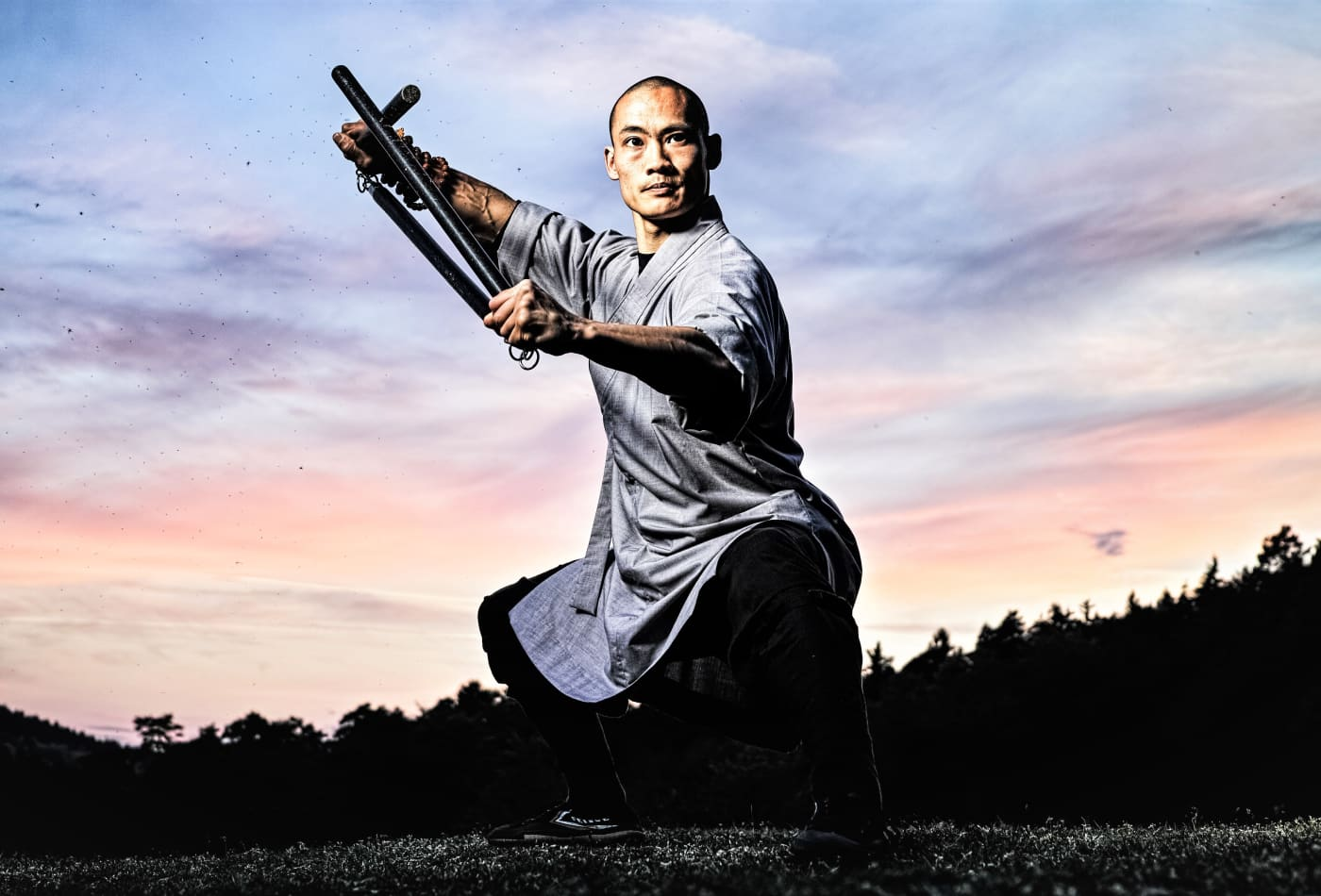 A Shaolin kung fu master shares the 5 mental states that hold us back in life—and how to fight them