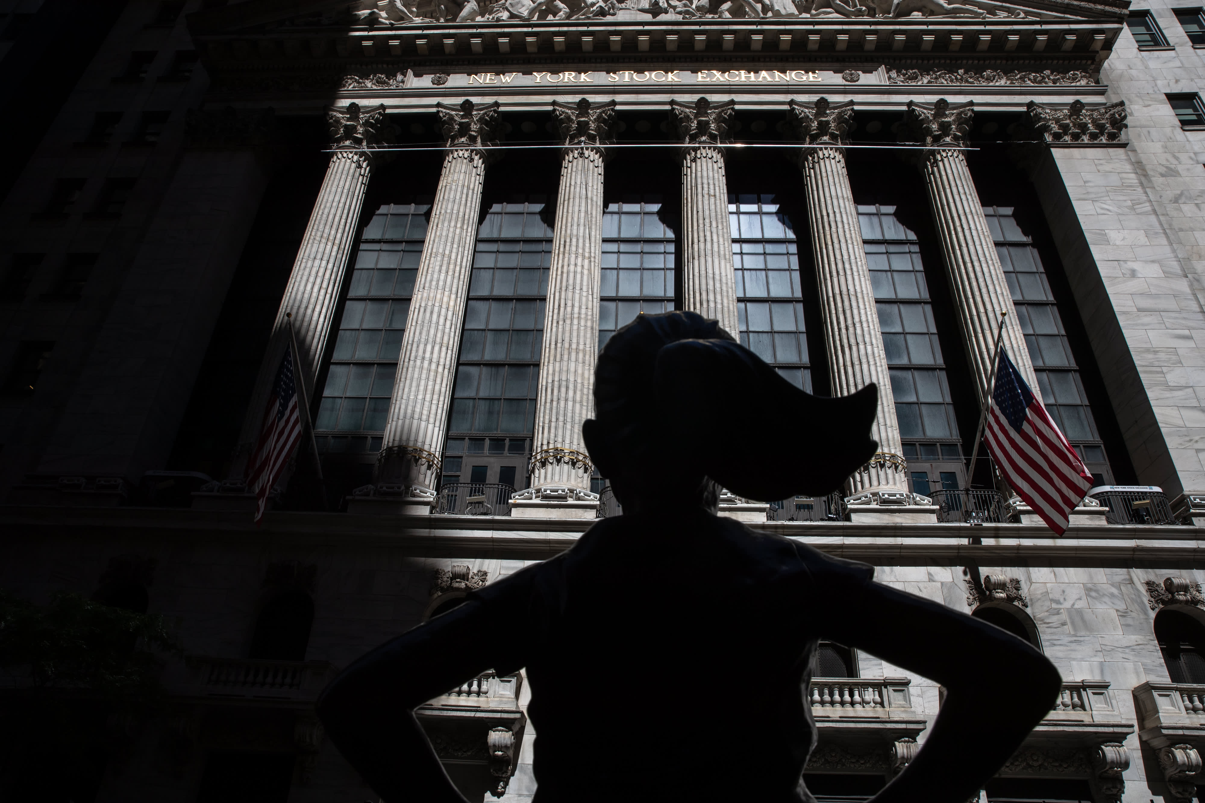 Dow futures fall more than 100 points as coronavirus cases continue to climb