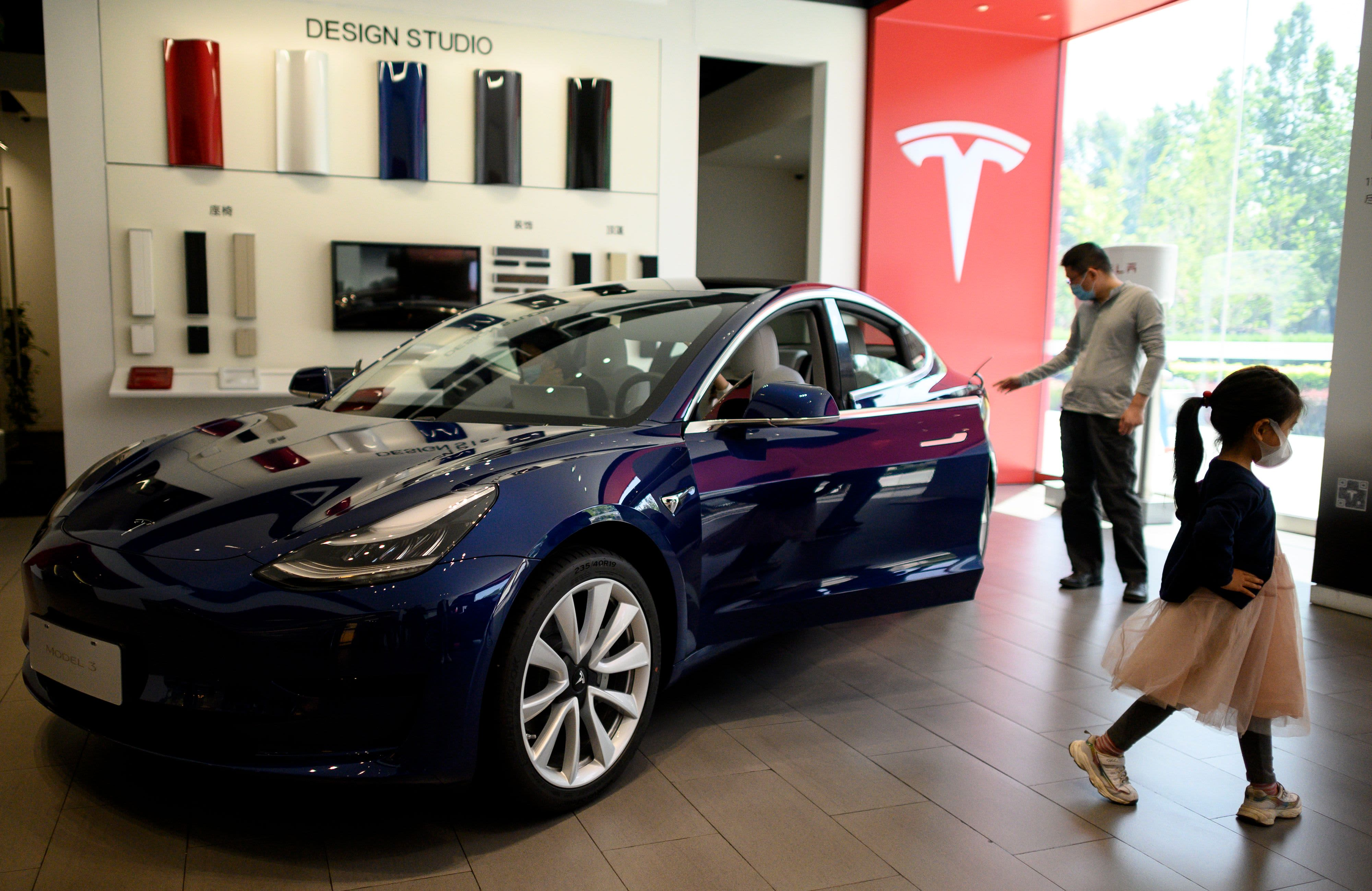 Tesla lags auto industry in quality, finds new J.D. Power study