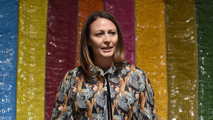 Caroline Rush British Fashion Council Calls On Industry To Act Against Racism