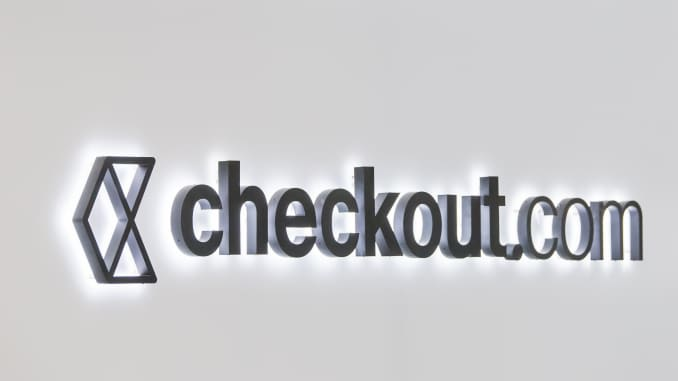 The logo for payments start-up Checkout.com.