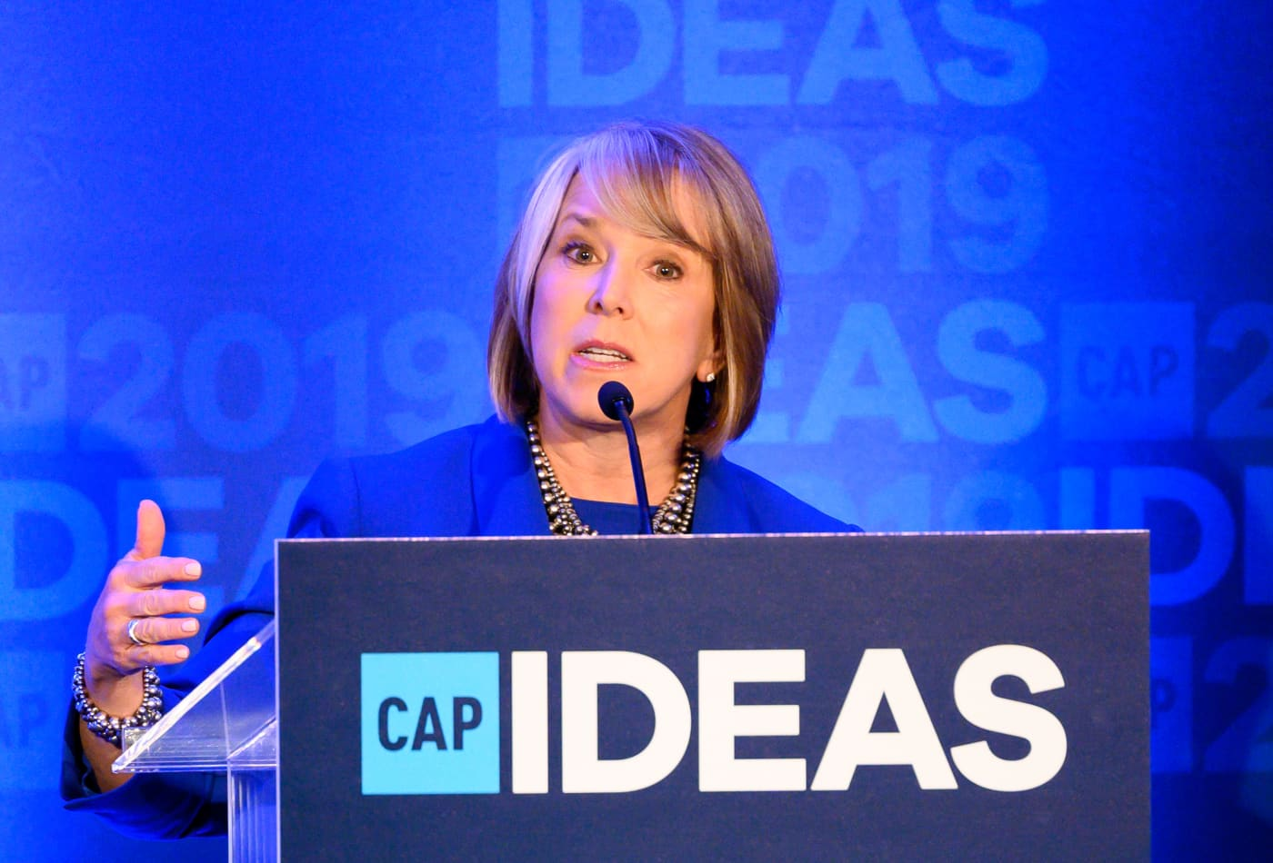 A prominent health record in a pandemic: Why NM Gov. Michelle Lujan Grisham could be Biden's VP pick