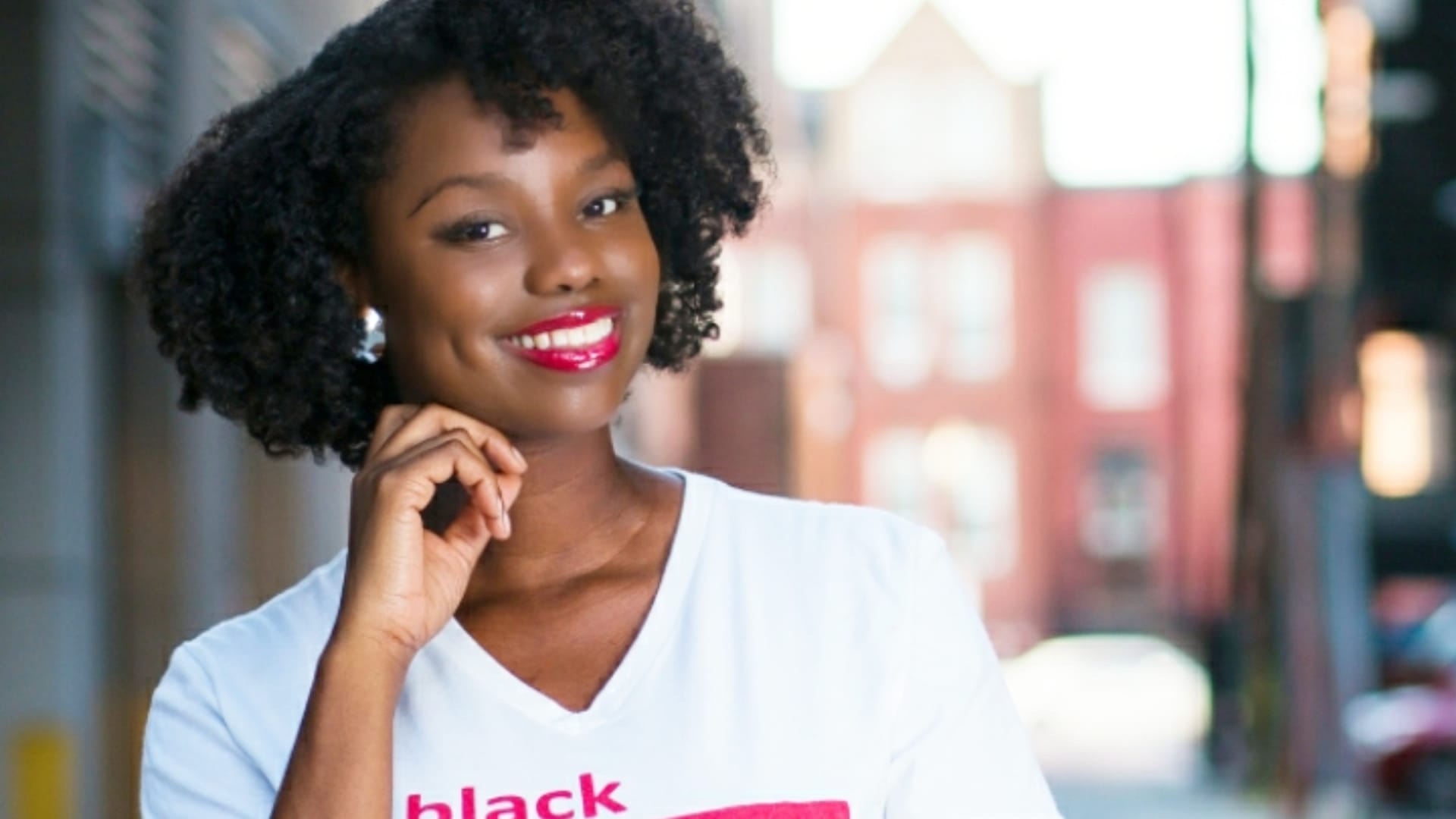 Kezia Williams, CEO of The Black upStart.