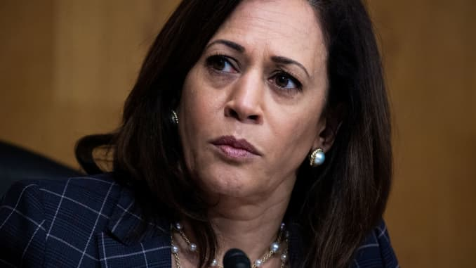 Biden Allies Move To Stop Kamala Harris From Becoming Vice President