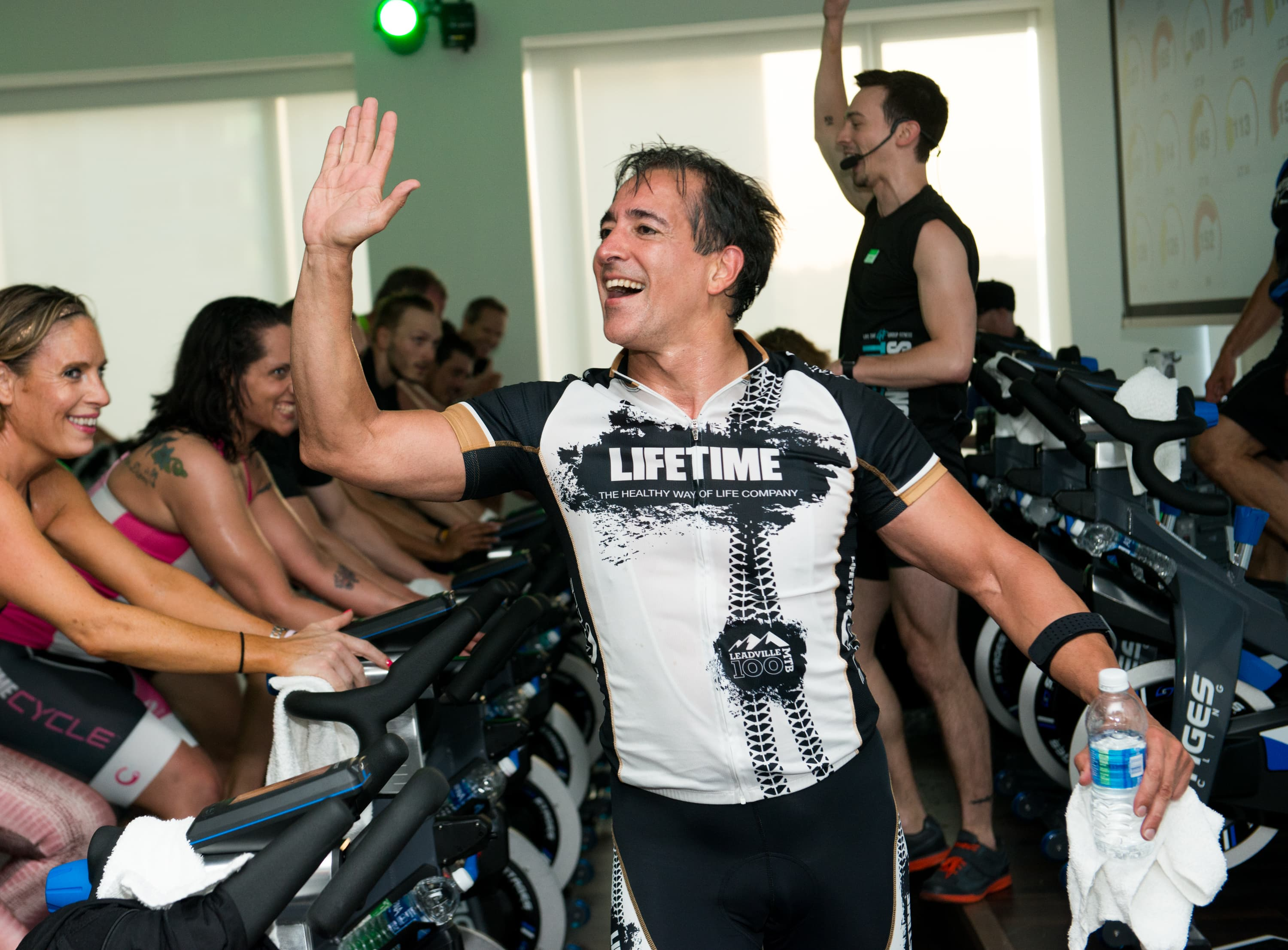 Life Time Fitness CEO says members are 'aching' to get back to the gym