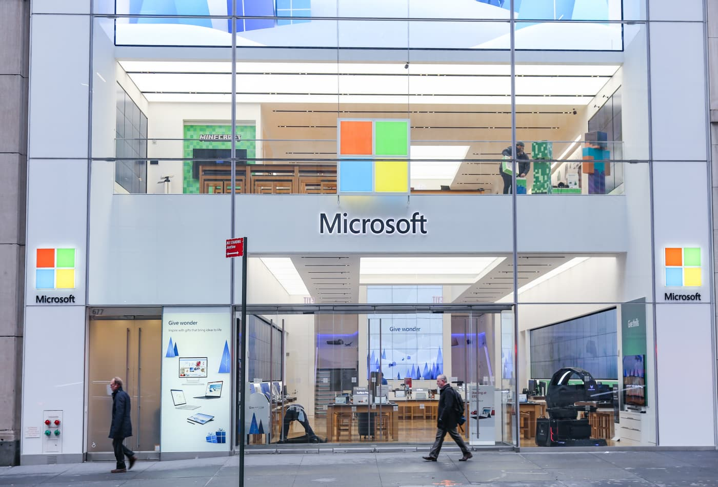 Microsoft announces it will permanently close all its retail stores