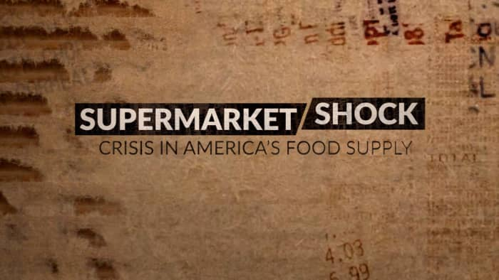 WATCH NOW: Supermarket Shock: Crisis in America's Food Supply