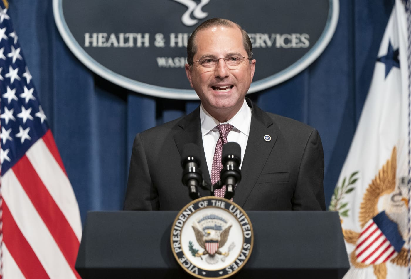 HHS unveils new coronavirus hospitalization database, says it's more complete than CDC's