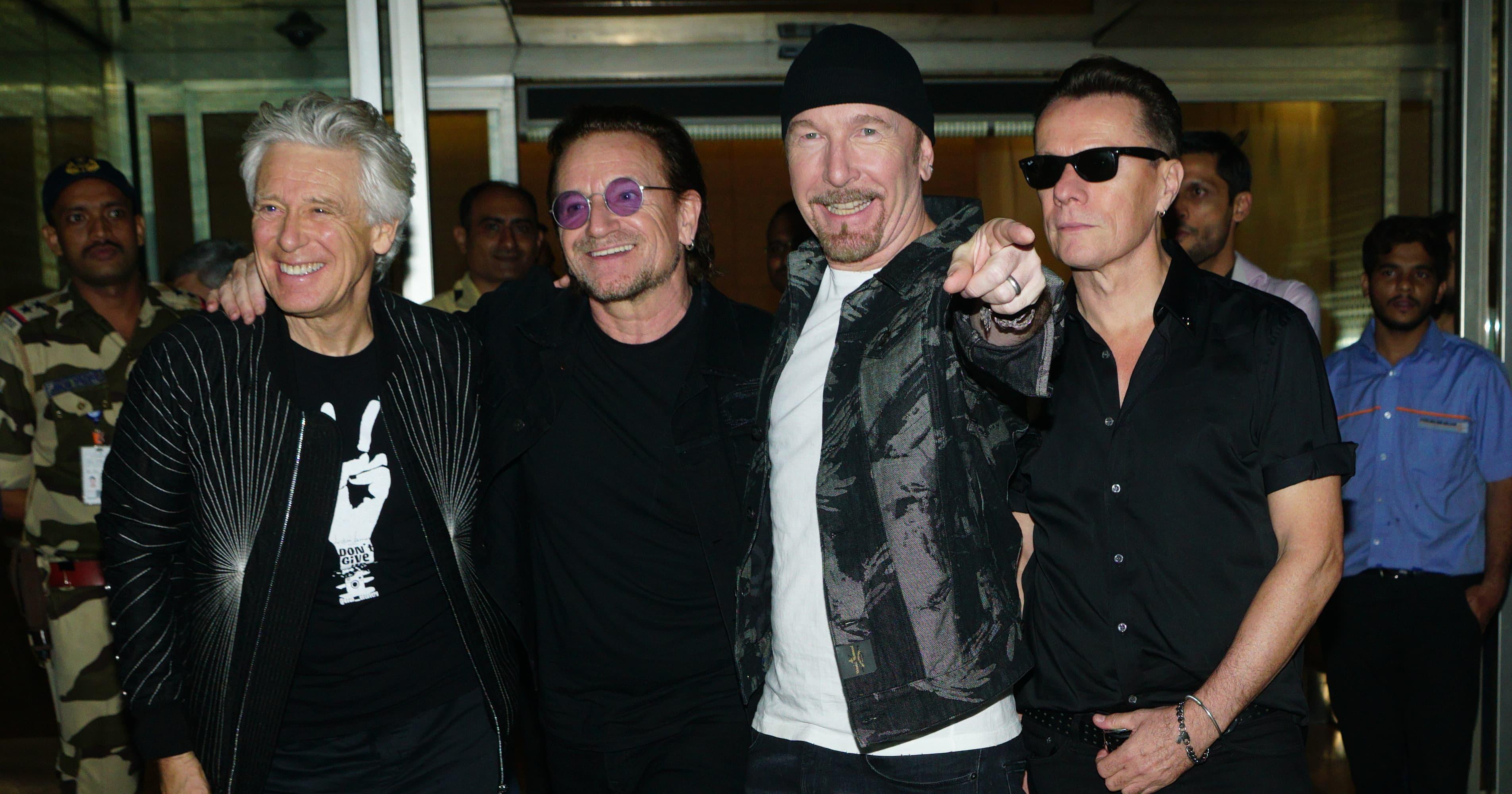 I membri della band degli U2 investono nel fondo tecnologico irlandese nella speranza di raccogliere $ 112 milioni