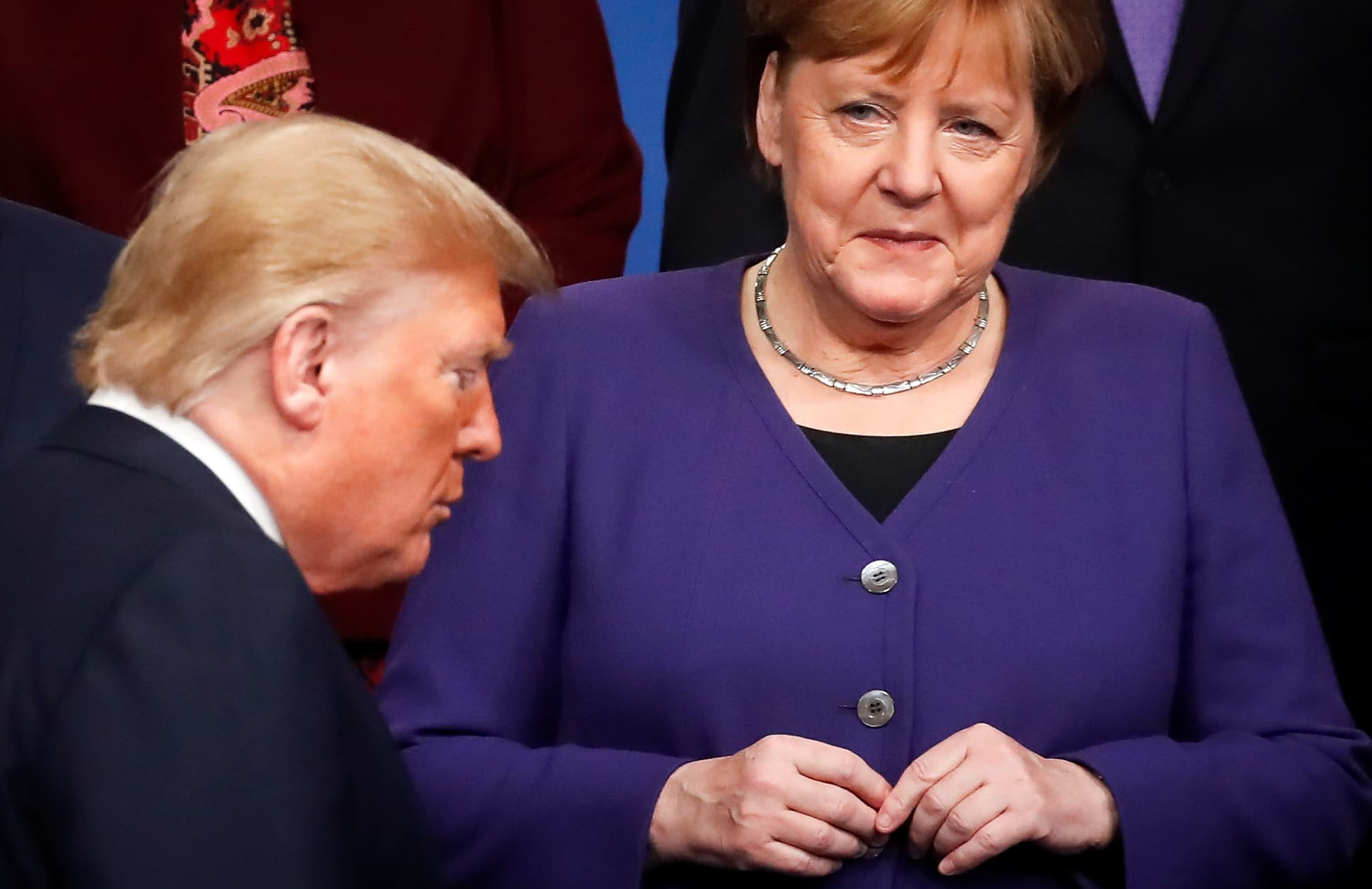 America`s relationship with Germany may never be the...