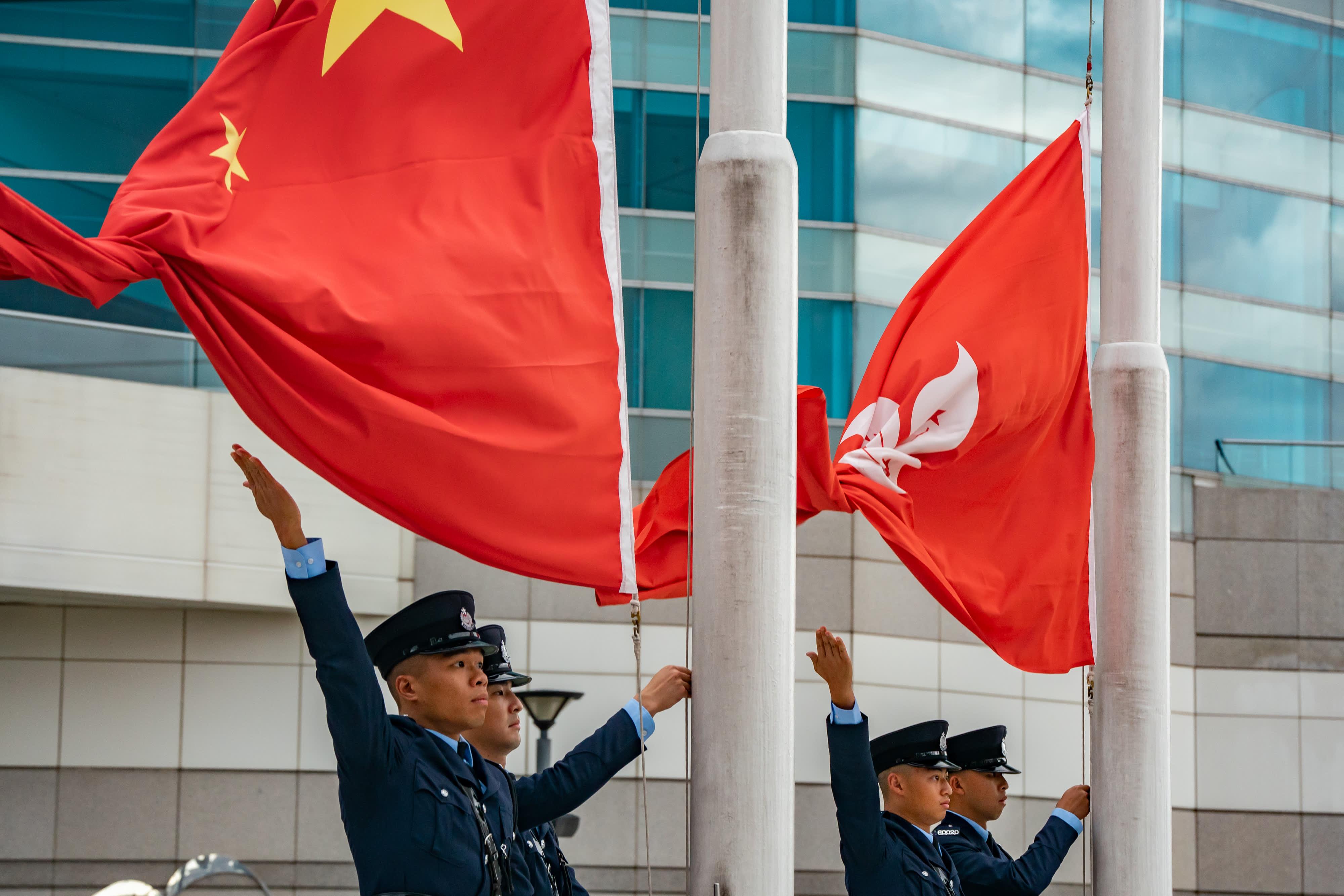 La Cina approva la controversa legge sulla sicurezza nazionale per Hong Kong