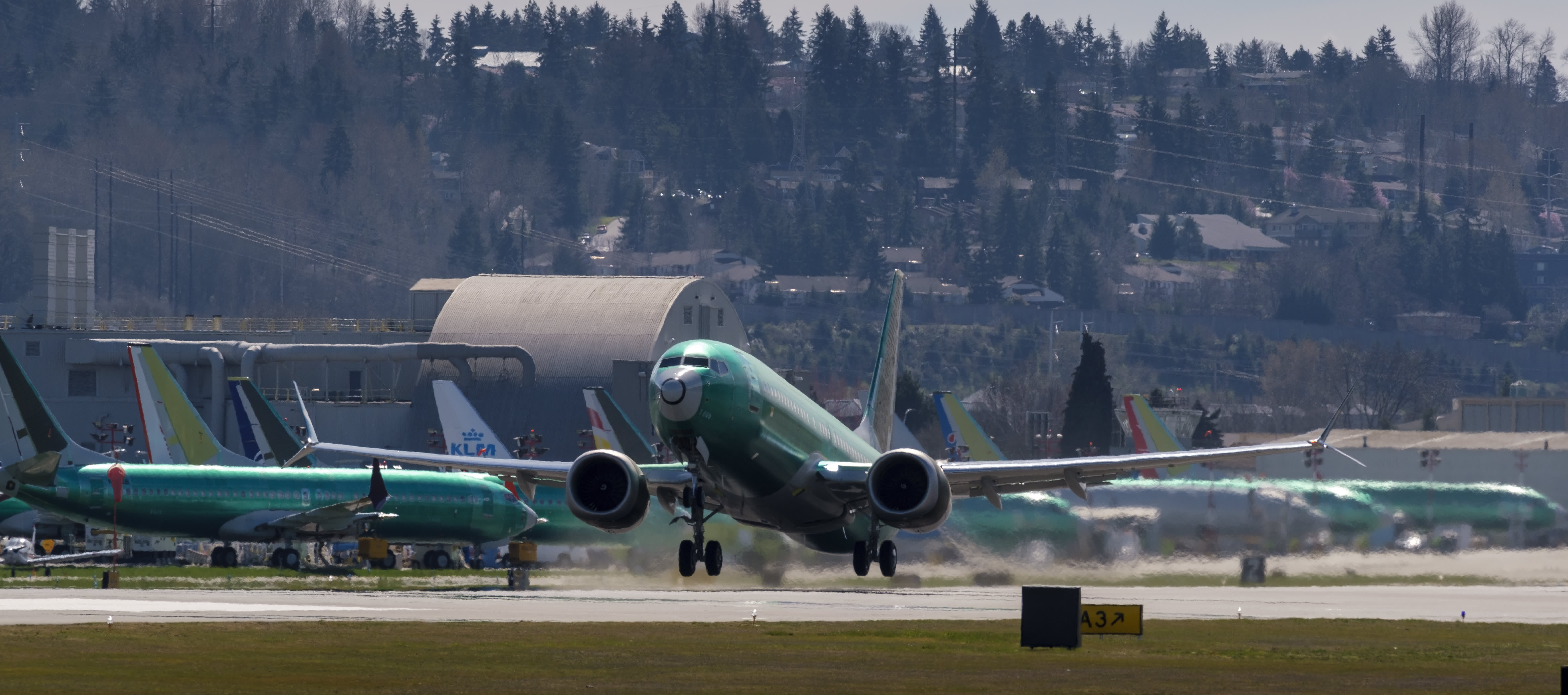 FAA starts Boeing 737 Max test flights, a milestone after crashes