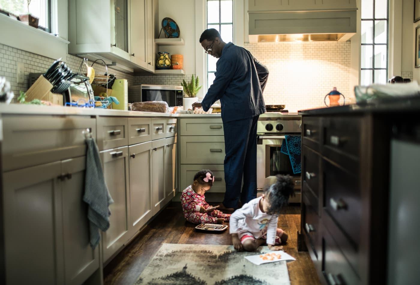 Black parents are twice as likely to suffer setbacks at work when they can't find child care
