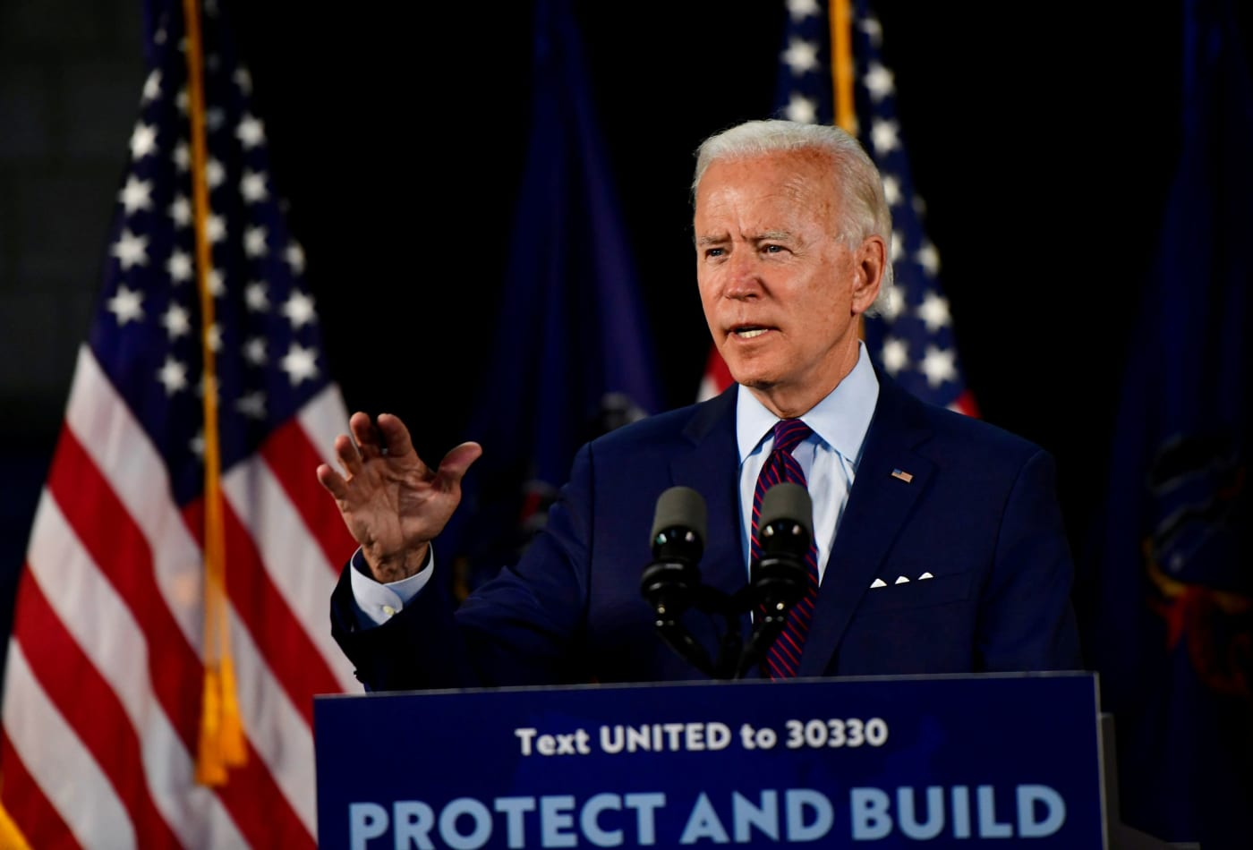 Medicare coverage could expand under a Biden presidency