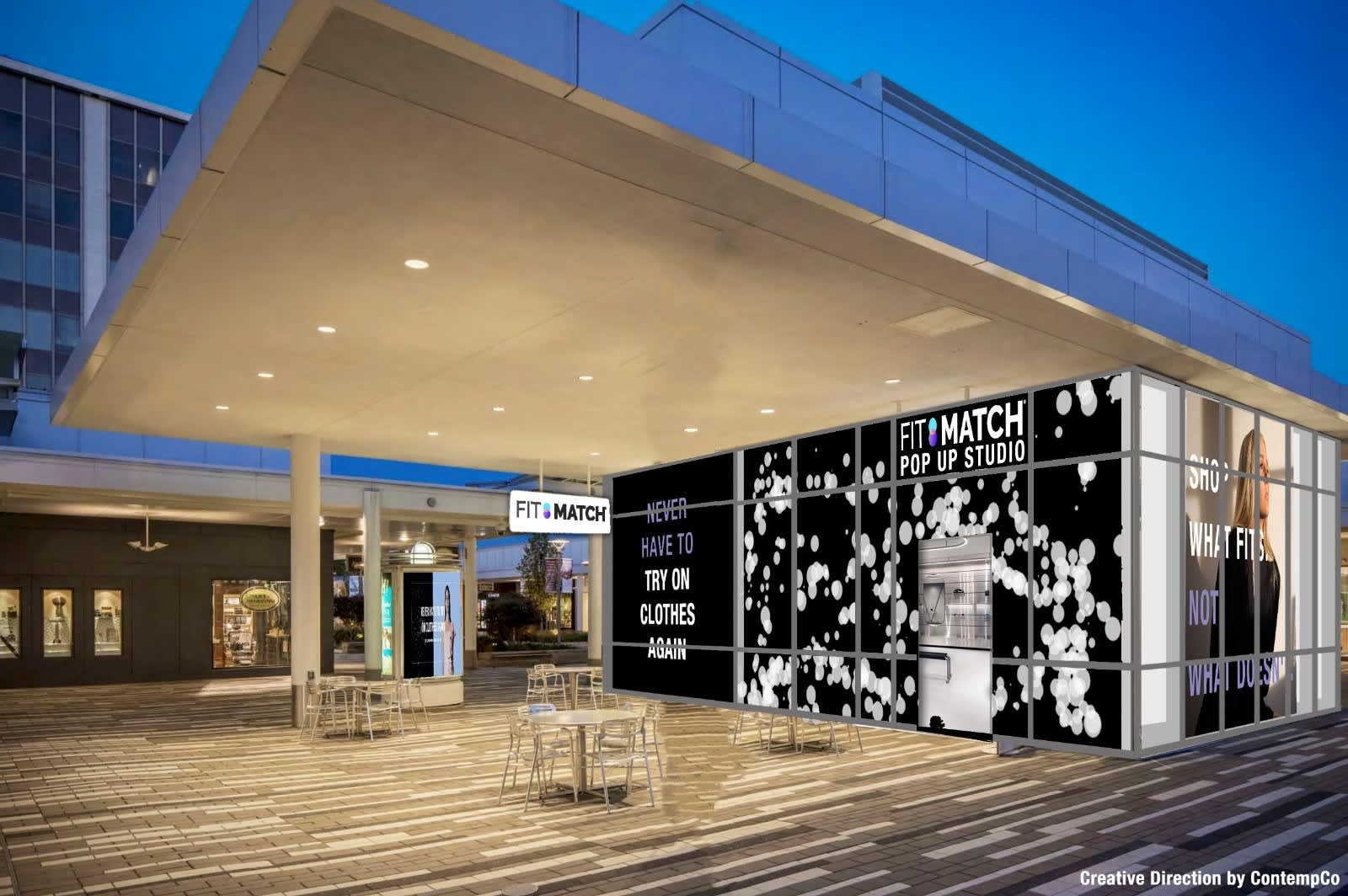Fit:Match, a virtual fitting experience, moves into Brookfield malls