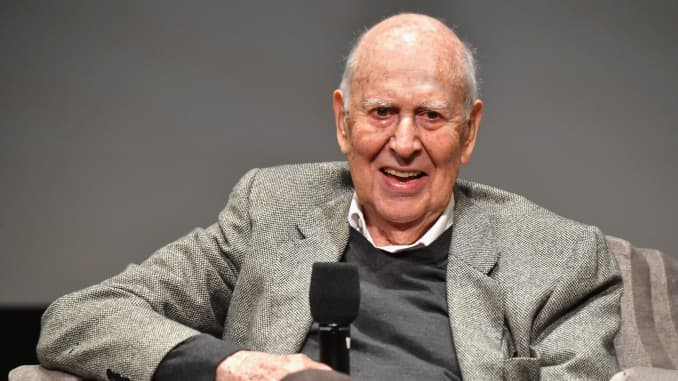 Carl Reiner, comedy legend, dead at 98