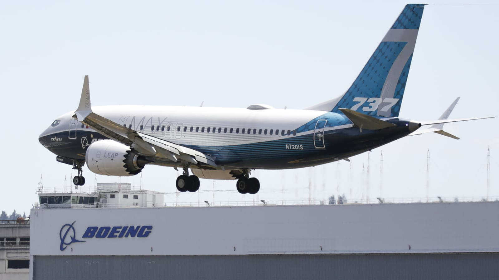 Boeing (BA) Q1 2021 earnings report: Another loss