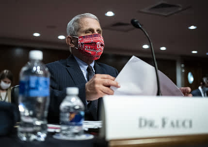 Dr. Anthony Fauci says new virus in China has traits of 2009 H1N1 and 1918 pandemic flu