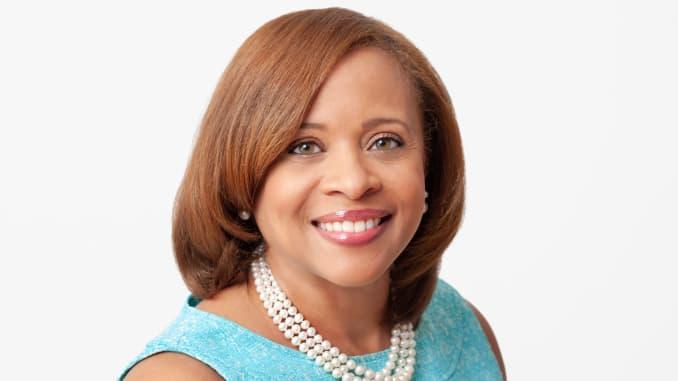 Melonie Parker, Google's chief diversity officer.